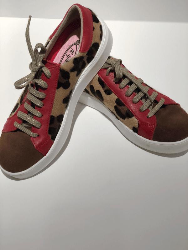 zapatillas-mujer-rojo-estampadas-lopezientos