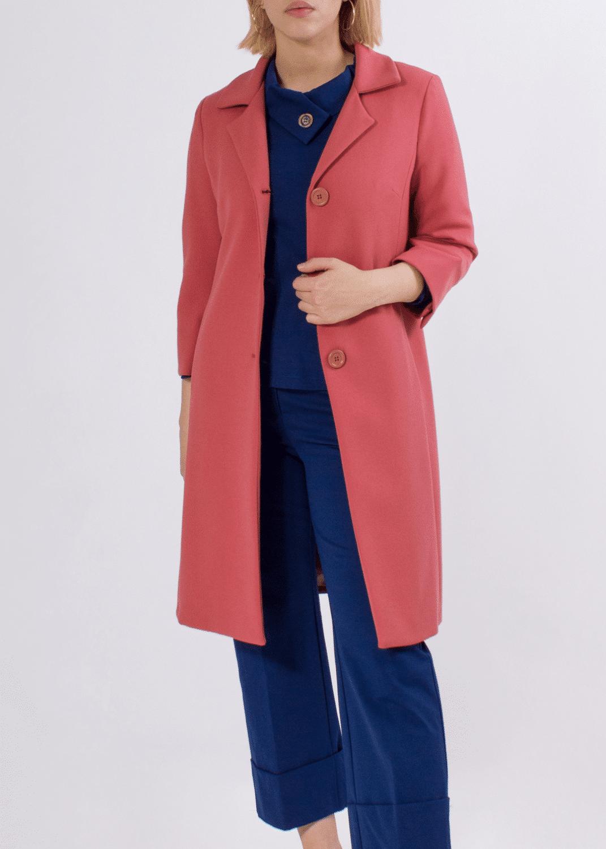 abrigo-mujer-crepe-rosa-liso-parole-italy-lopezientos