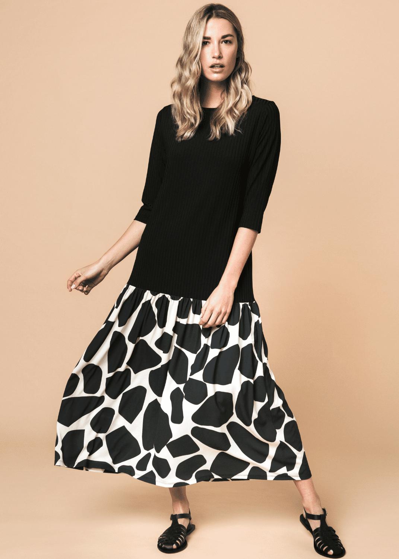 vestido-largo-amplio-jirafa-parole-italy-lopezientos