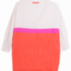 jersey-punto-katia-naranja-rosa-vilagallo-lopezientos