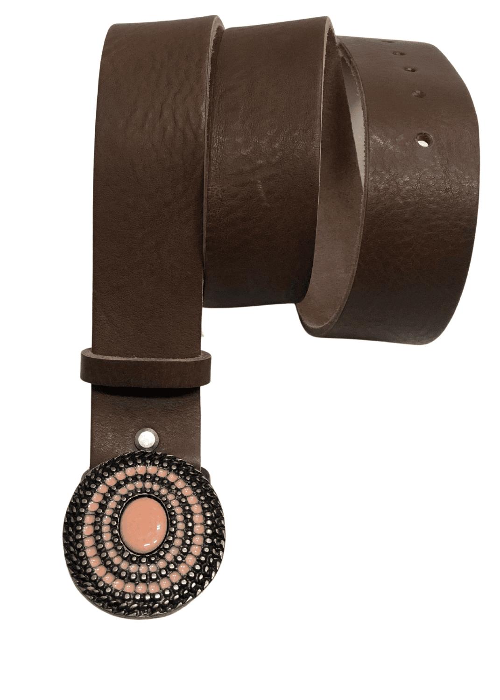 cinturon-mujer-cuero-hebilla-incrustaciones-rosa-lopezientos