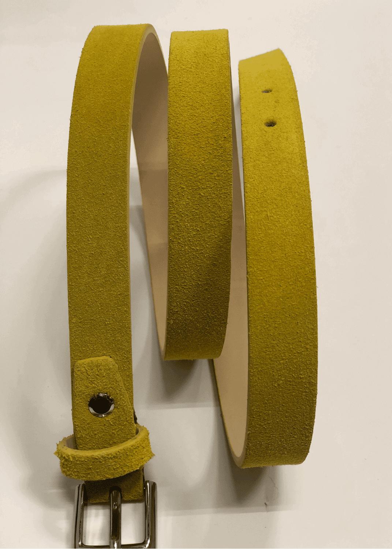 cinturon-mujer-estrecho-amarillo-piel-ante-lopezientos