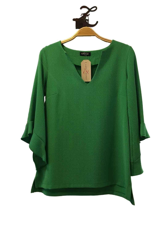 camiseta-parole-italy-manga-larga-volante-manga-verde-lopezientos