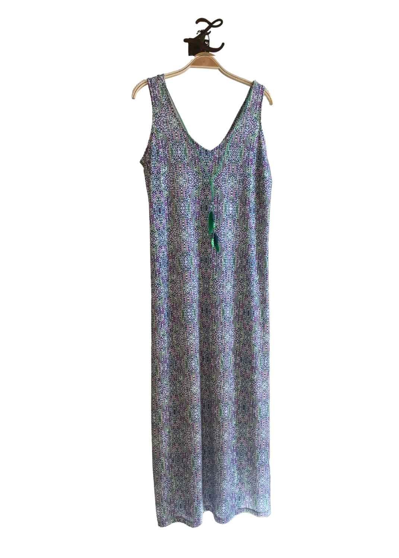 vestido-largo-puntos-lila-tirante-ancho-lopezientos