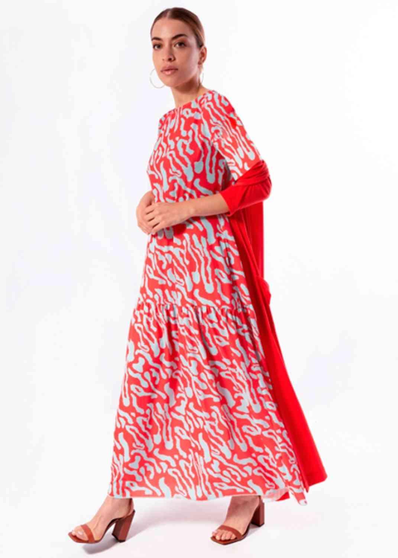 vestido-largo-zebra-rojo-parole-italy-lopezientos