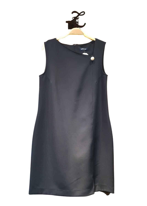 vestido-parole-italy-corto-recto-azul-marino-liso-lopezientos