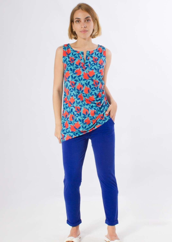 camiseta-mujer-tirantes-anchos-granadas-azul-parole-italy-lopezientos