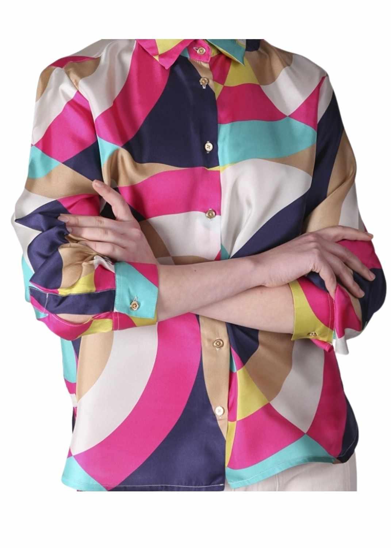 camisa-mujer-seda-estampado-colores-vilagallo-olbia-lopezientos