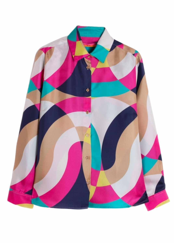 camisa-mujer-seda-estampado-colores-vilagallo-olbia-silk-lopezientos