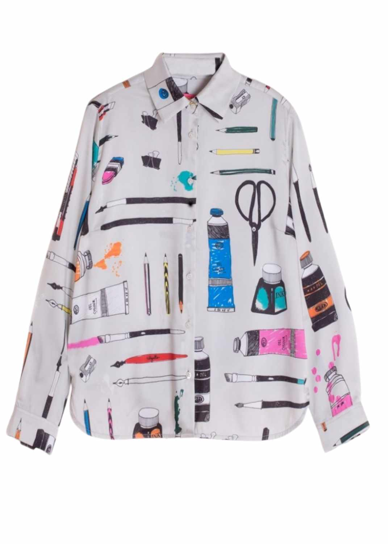 camisa-mujer-vilagallo-art-print-otono-invierno-2021-lopezientos