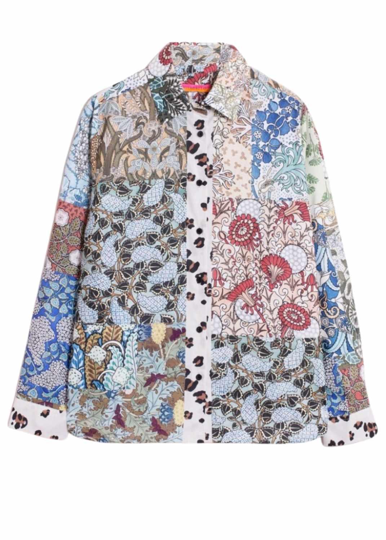 camisa-mujer-vilagallo-manga-larga-noveau-print-lopezientos