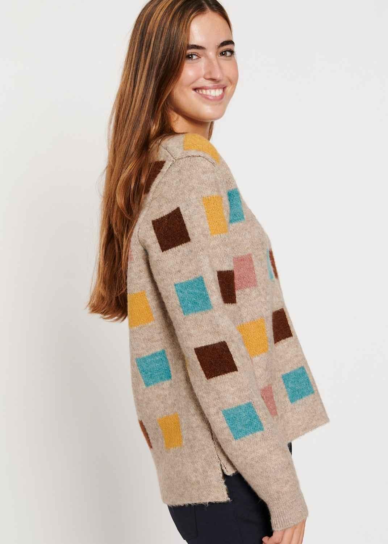 jersey-mujer-punto-reciclado-sostenible-beige-colores-batopeto-lopezientos