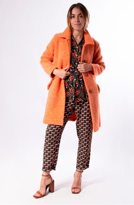 pantalon-mujer-goma-cintura-estrecho-comodo-ladrillos-naranja-lopezientos