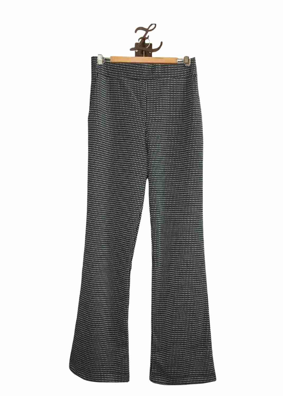 pantalon-mujer-punto-semi-campana-cuadros-blanco-negro-kmiss-lopezientos