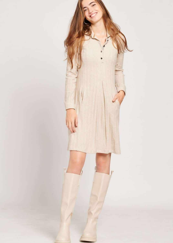 vestido-corto-otono-invierno-beige-punto-batopeto-lopezientos