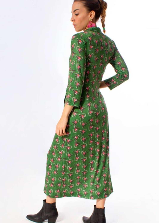 vestido-midi-cuello-camisero-verde-parole-italy-lopezientos
