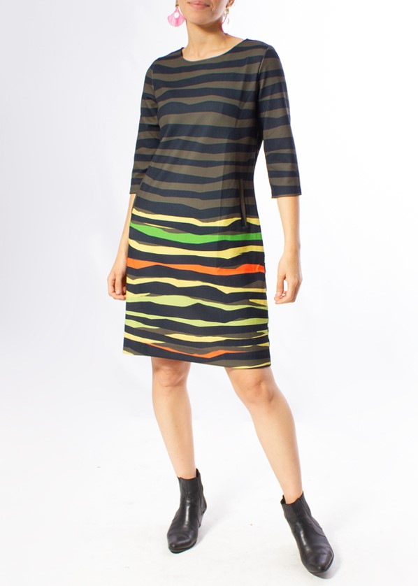 vestido-corto-crepe-estampado-raya-sol-parole-italy-lopezientos